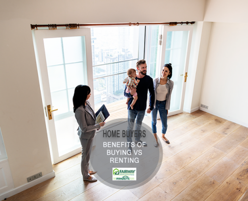 The Benefits of Buying a Home vs Renting