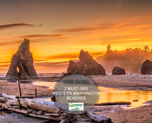 7 Beaches in Western Washington You Must See