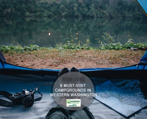 6 Must-Visit Campgrounds in Western Washington