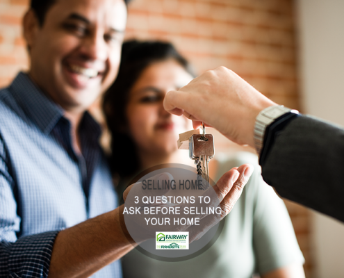 questions to ask before selling your home