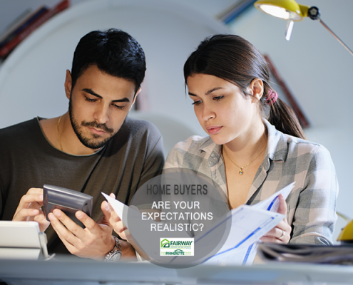 Setting Realistic Home Buyer Expectations
