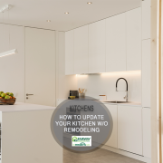Upgrade Your Kitchen Without Remodeling