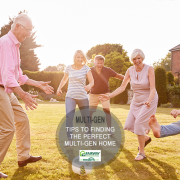 Finding the right multi-generational family home