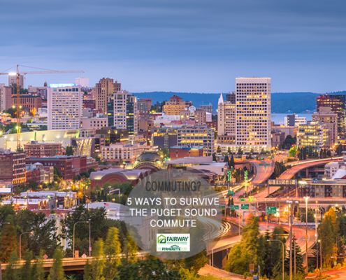 5 ways to survive the Puget Sound commute