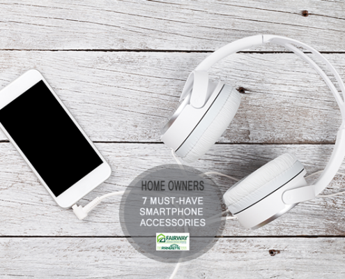 7 Home Owner Must-Have Smartphone Accessories